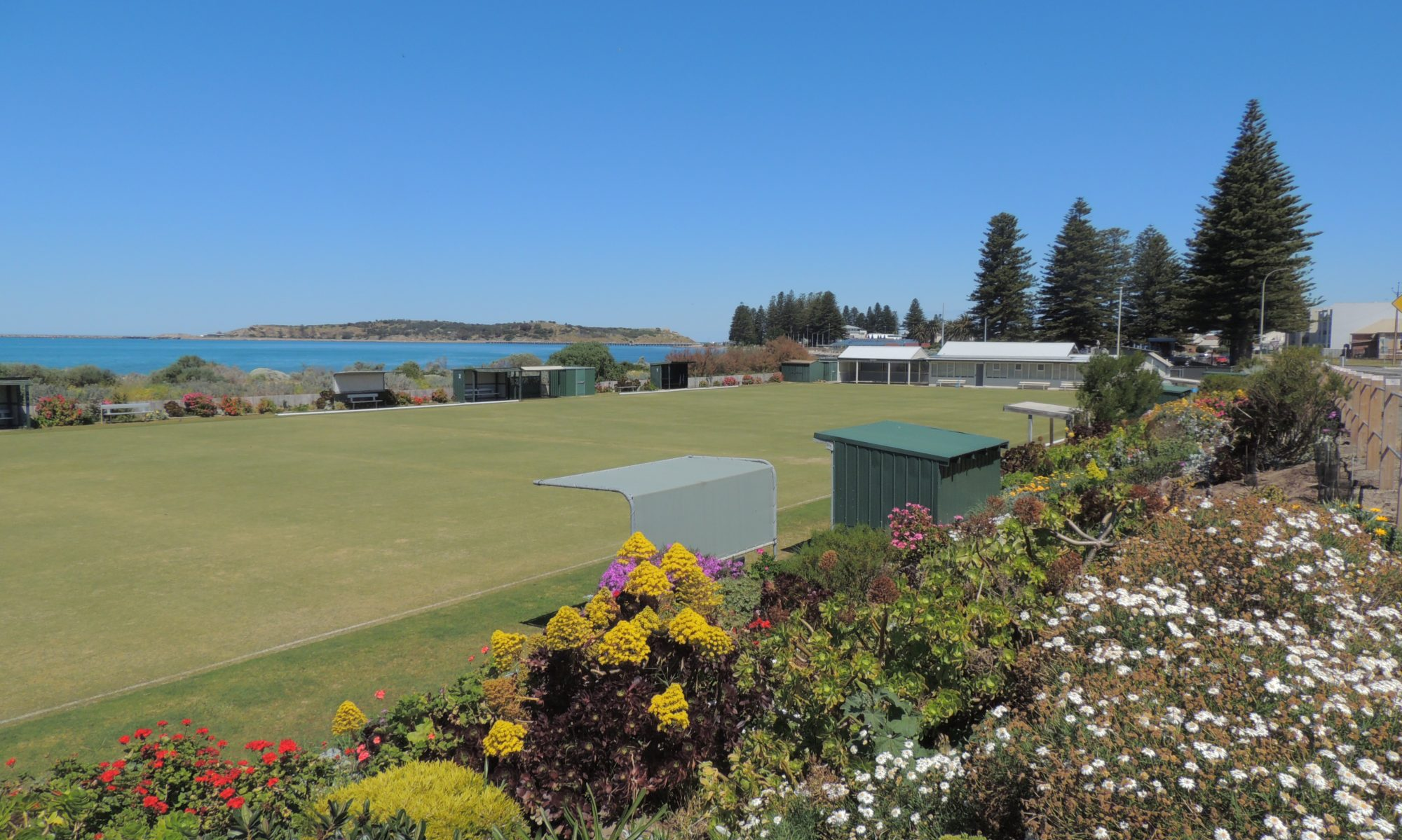 Victor Harbor Croquet Club